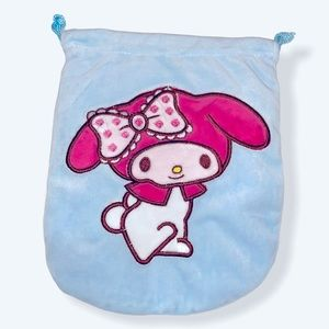 My Melody makeup pouch
